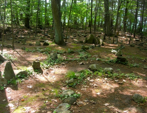 Enjoying the Labyrinth