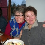 Teri &amp; Roberta at VSC February 2011