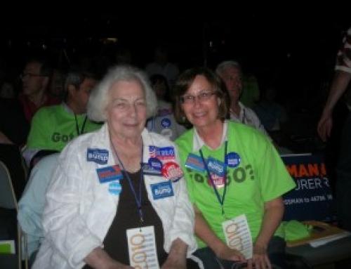 MA Democratic State Convention
